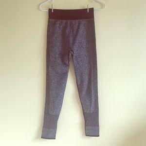 Pants - Gray Athletic Leggings